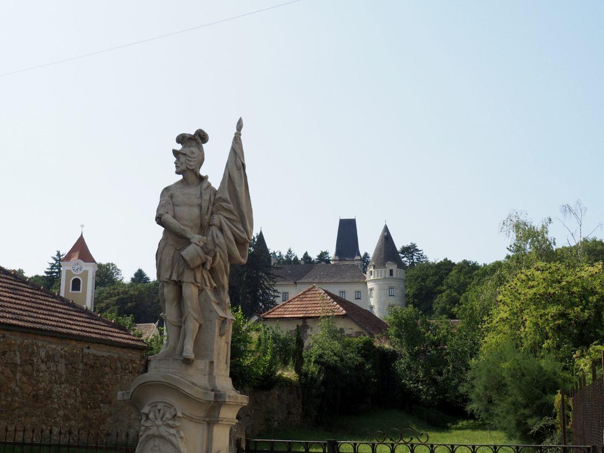 Schloss Maissau, Holler und Sommer encore