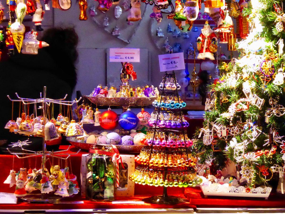 Vierter Advent, Urlaubsbeginn und … Tauwetter