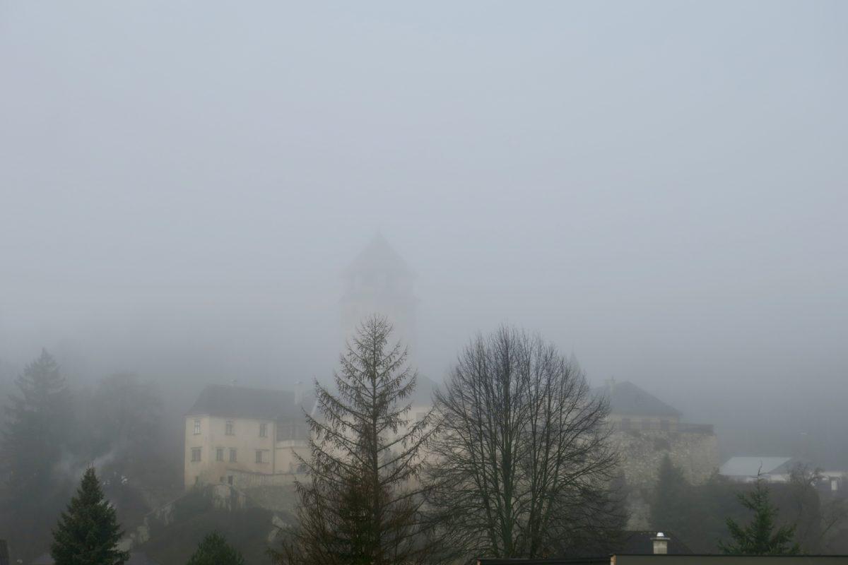 Nebel, Weihnachtsfeiern und der 4. Advent