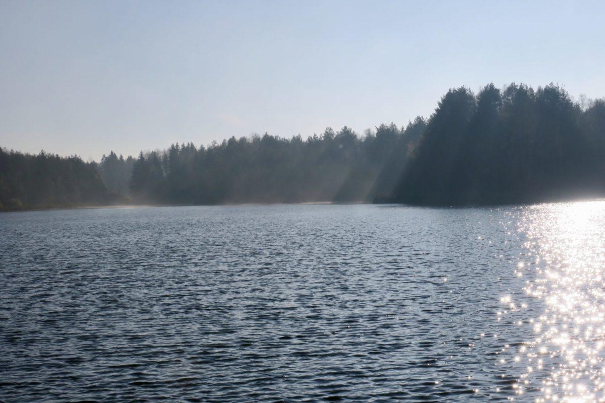 Dunkle Stunden, Nebel und Erleichterung