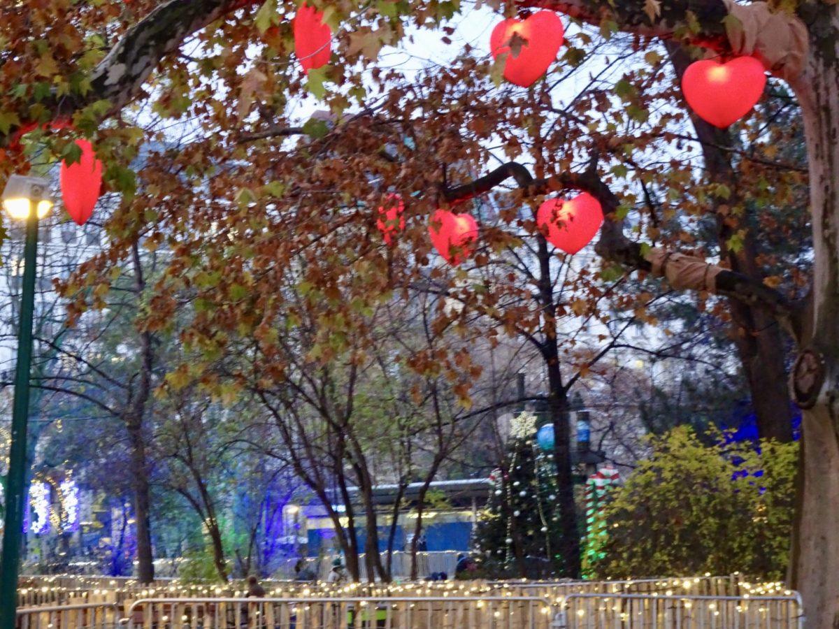 Ein trauriger Weihnachtsbaum, Geheimgang durch die Hofburg und am Wilhelminenberg