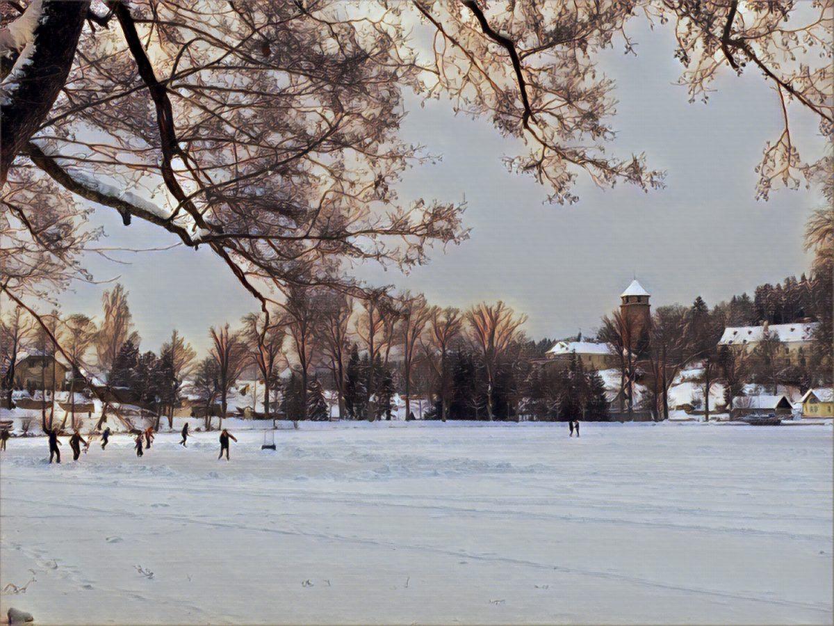 Lockdownlangeweile, Winterblues und Wintertraum