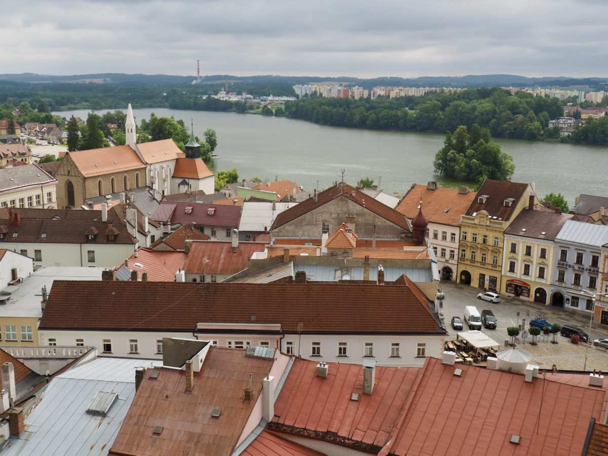 Palais Freiluft, Schrammelklang II und Jindrichuv Hradec